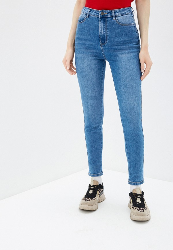 Befree | голубой Женские голубые джинсы Befree | Clouty