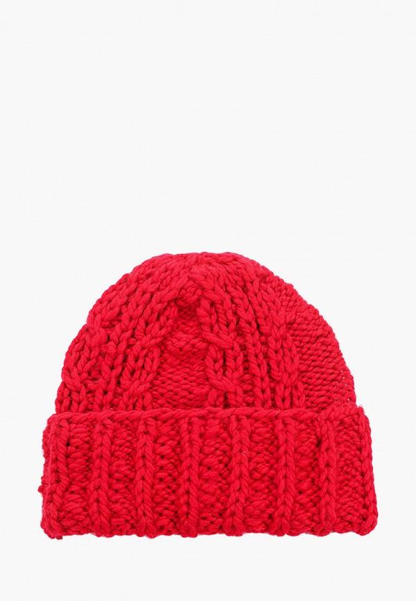 Sava Mari | красный Женская зимняя красная шапка Sava Mari | Clouty