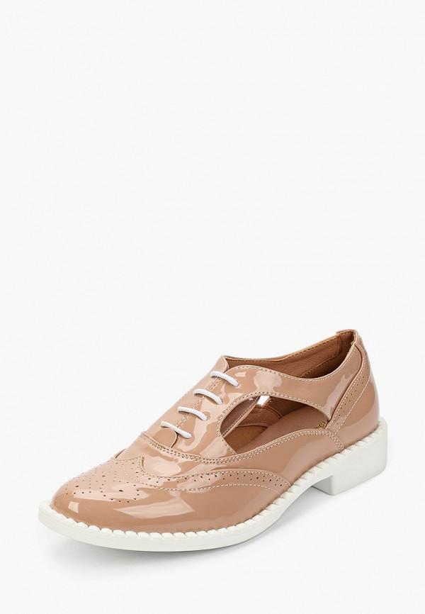 T.Taccardi | бежевый Женские бежевые ботинки T.Taccardi термопластиковая резина | Clouty
