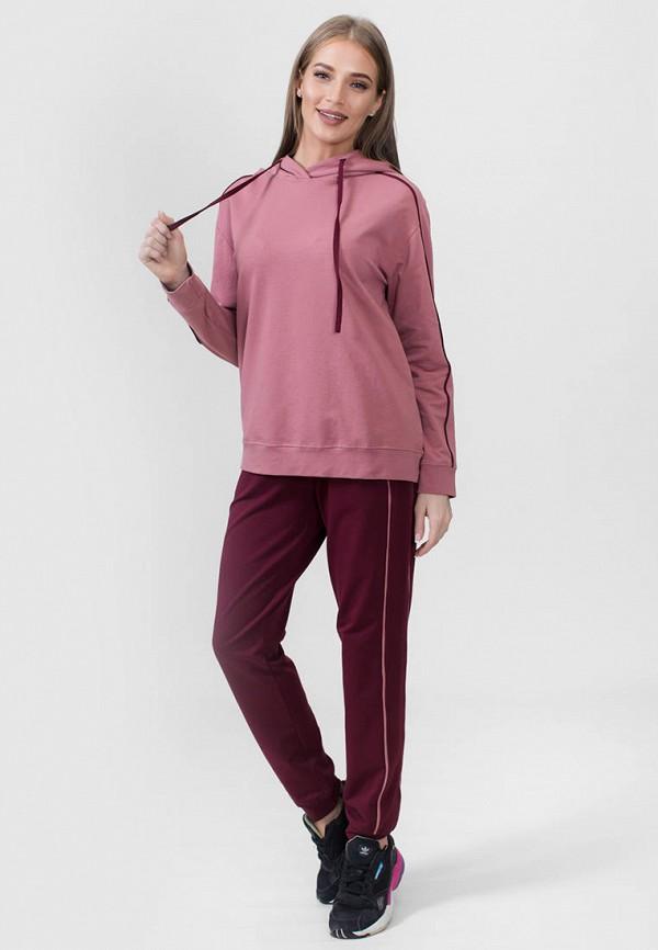 Days   бордовый, розовый Женский костюм спортивный Days   Clouty