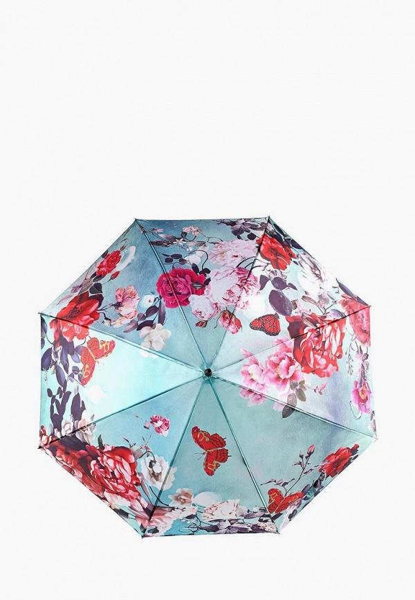 Flioraj | Женский зеленый зонт трость Flioraj | Clouty