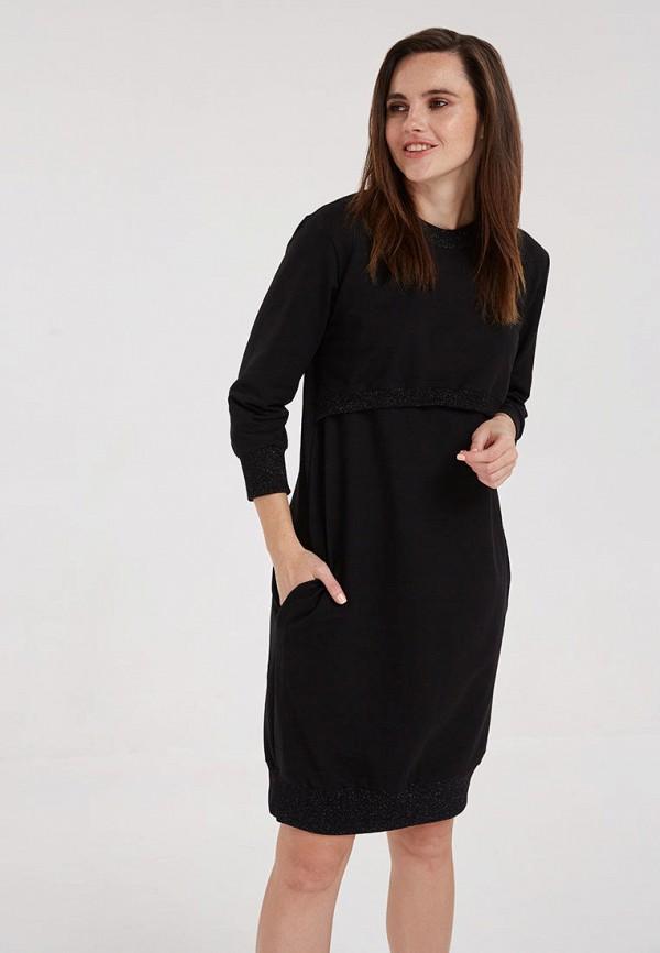 Proud Mom | черный Платье Proud Mom | Clouty