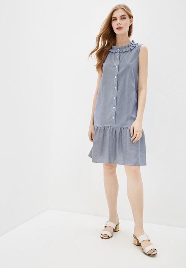 Gabriela   синий Платье Gabriela   Clouty