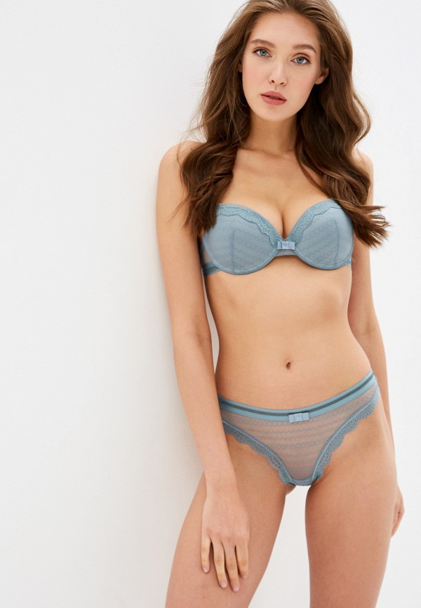 Infinity Lingerie | бирюзовый Женские бирюзовые трусы Infinity Lingerie | Clouty
