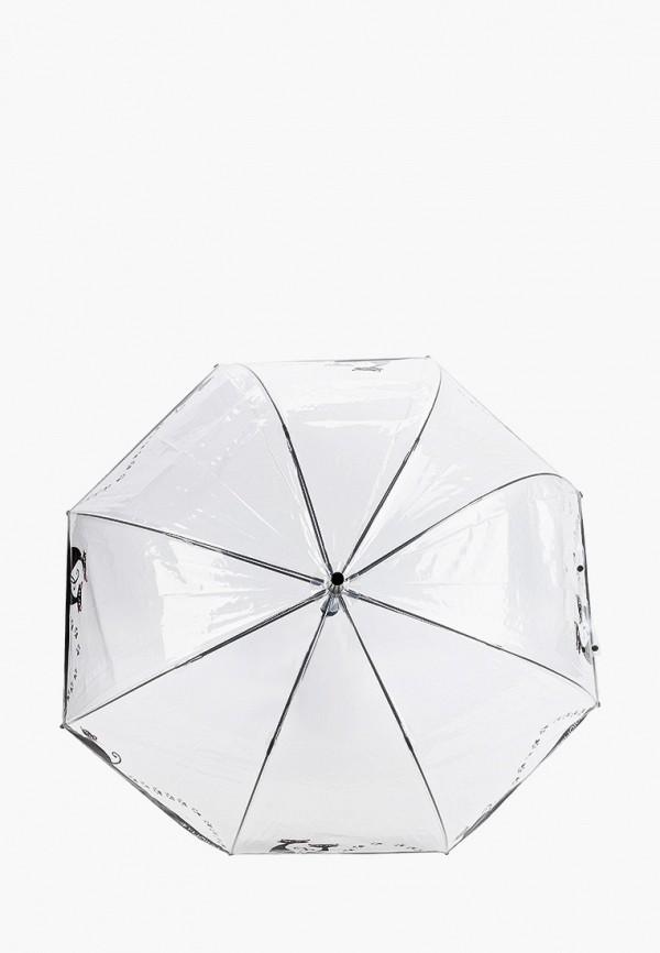 Flioraj | прозрачный Зонт-трость Flioraj | Clouty