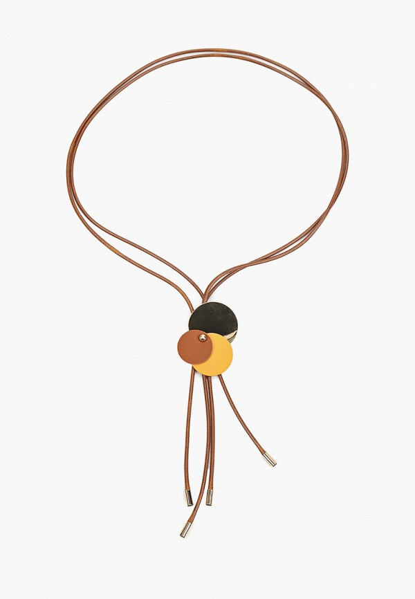 Bradex | золотой, коричневый Женское колье Bradex | Clouty
