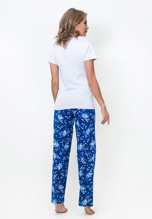 Vienetta | Женский синий домашний костюм Vienetta | Clouty