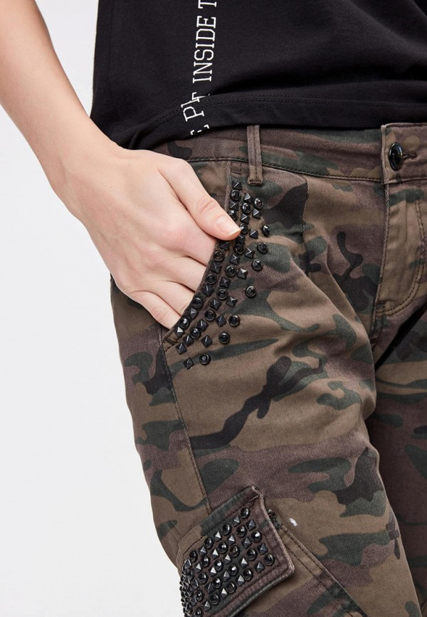 Whitney | коричневый Женские коричневые джинсы Whitney | Clouty