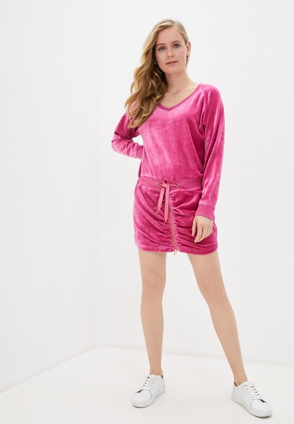 Relax Mode | розовый Платье Relax Mode | Clouty