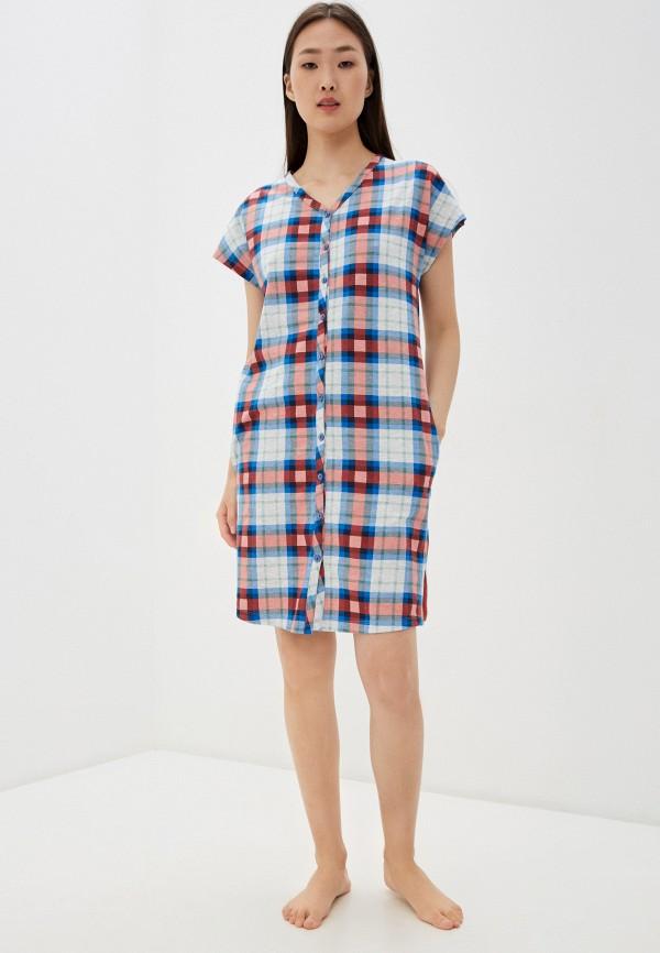 Relax Mode | мультиколор Женское домашнее платье Relax Mode | Clouty