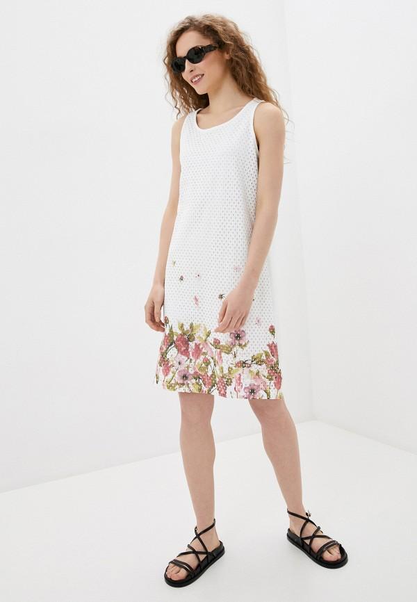 Relax Mode   белый Платье Relax Mode   Clouty