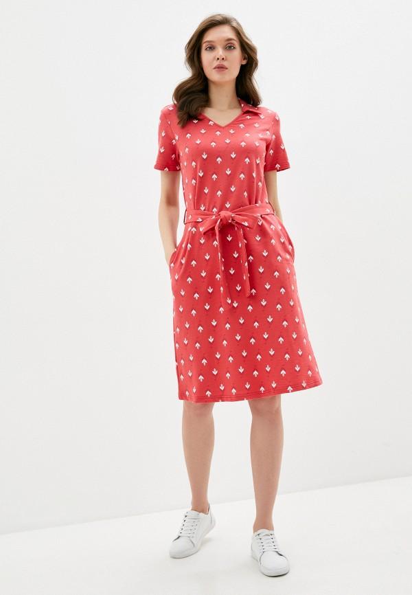 Relax Mode   красный Платье Relax Mode   Clouty