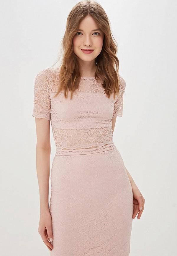 Befree | розовый Женская розовая блуза Befree | Clouty