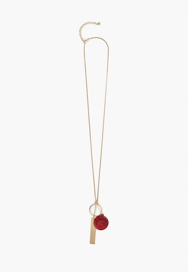 Bradex | красный, золотой Женское колье Bradex | Clouty