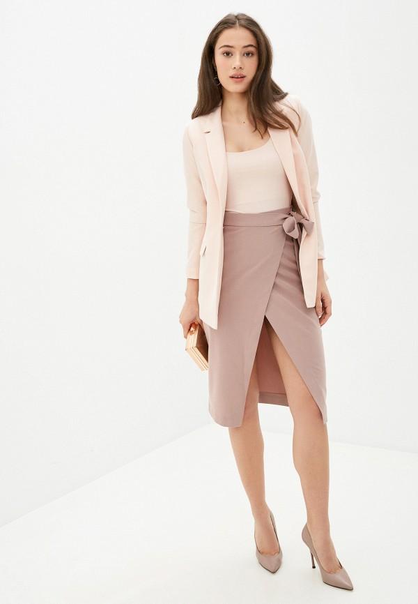 FNC | розовый Розовая юбка FNC | Clouty