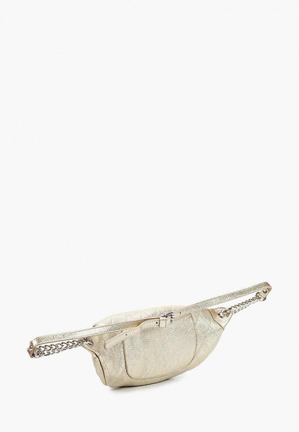 Madeleine   золотой Женская золотая поясная сумка Madeleine   Clouty