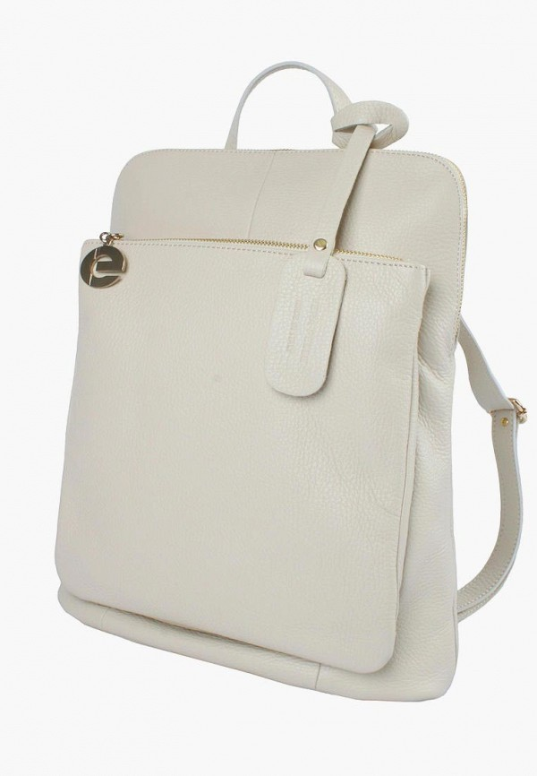 Edmins | Женский бежевый рюкзак Edmins | Clouty