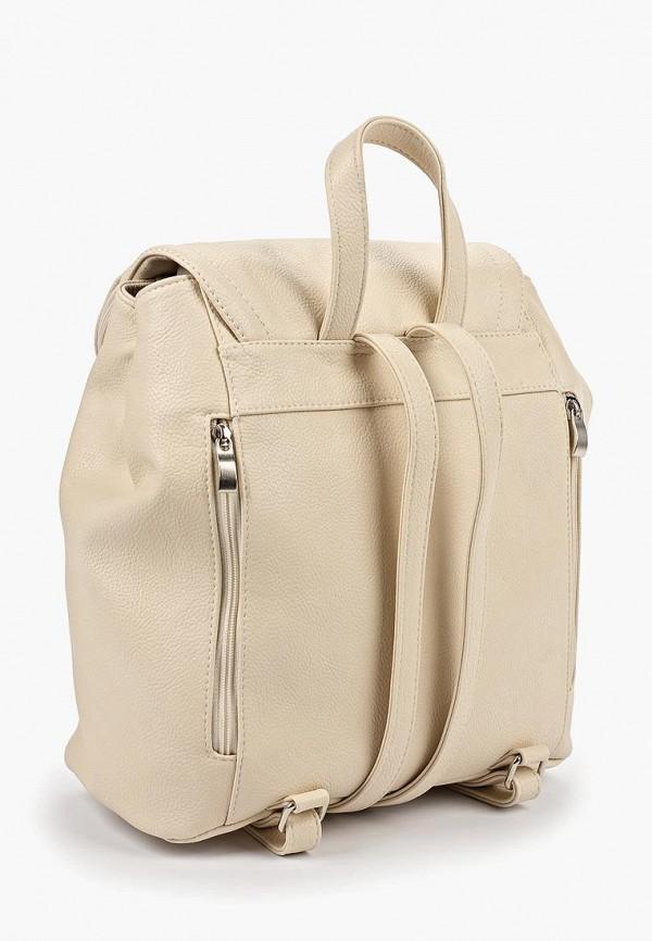 Adelia | Женский бежевый рюкзак Adelia | Clouty