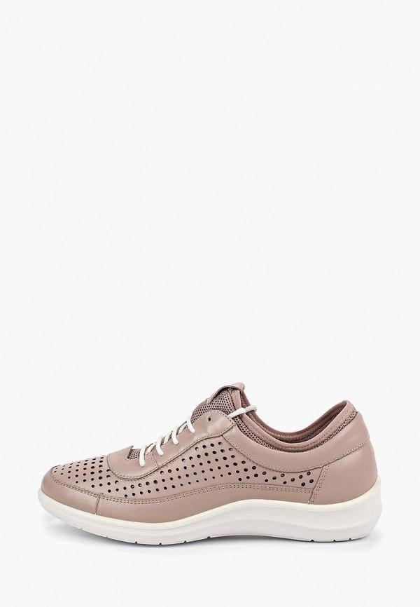 Ralf Ringer | розовый Женские розовые ботинки Ralf Ringer полиуретан | Clouty