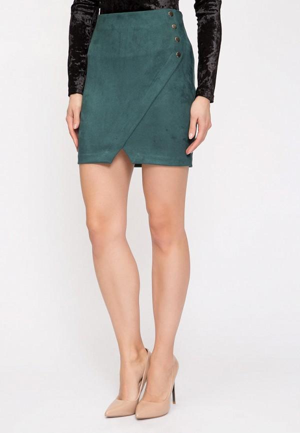 Kotis Couture | зеленый Зеленая юбка Kotis Couture | Clouty