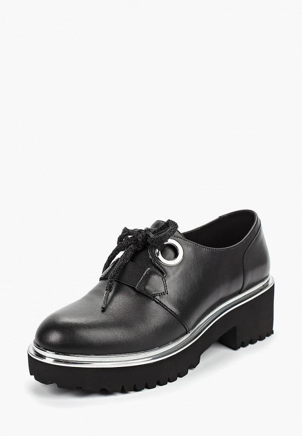 Pierre Cardin | черный Женские черные ботинки Pierre Cardin этиленвинилацетат | Clouty