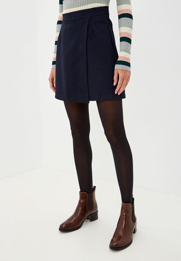Fashion.Love.Story   синий Синяя юбка шорты Fashion.Love.Story   Clouty