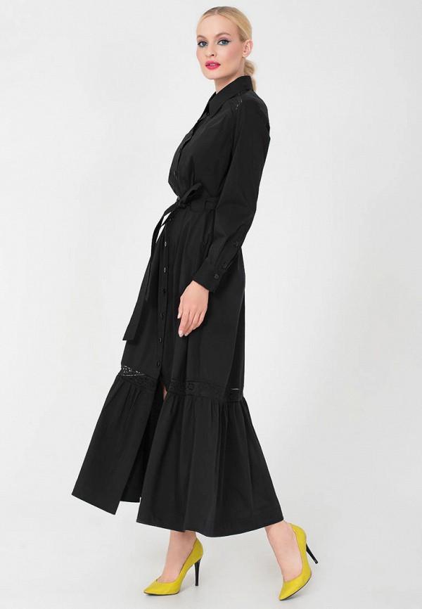JN | черный Черное платье JN | Clouty