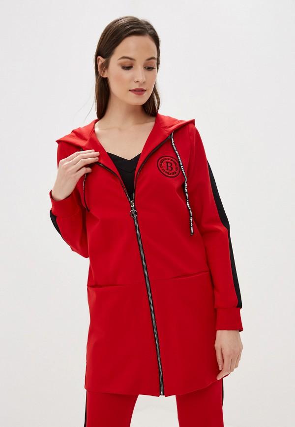 Bezko | Женский красный костюм спортивный Bezko | Clouty