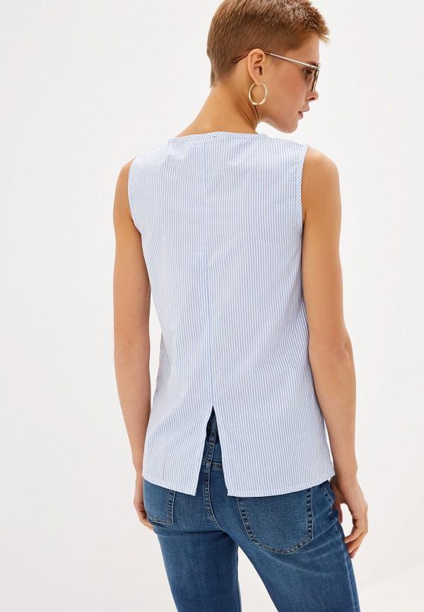 INCITY | голубой Женская голубая блуза INCITY | Clouty