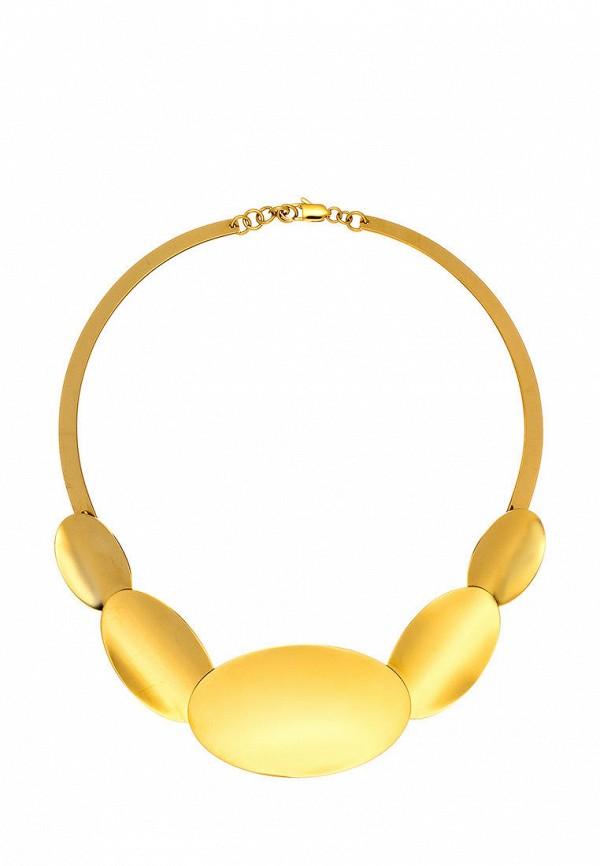 Dyrberg/Kern | золотой Женское золотое колье Dyrberg/Kern | Clouty