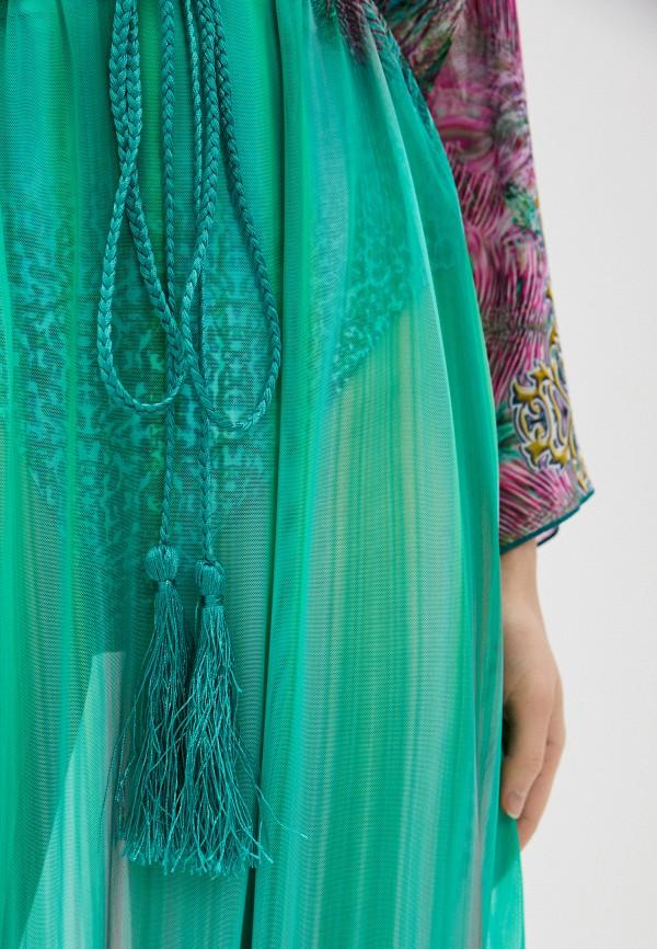 Charmante | мультиколор Летнее пляжное платье Charmante | Clouty