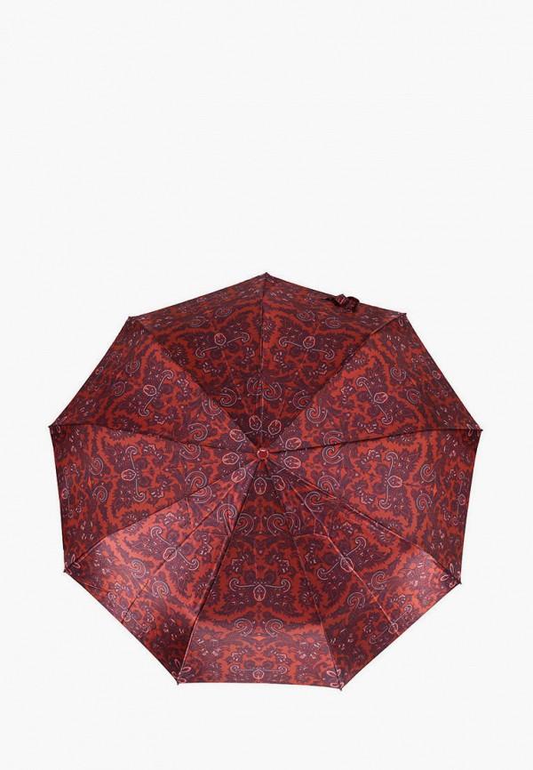 Frei Regen | бордовый Зонт складной Frei Regen | Clouty