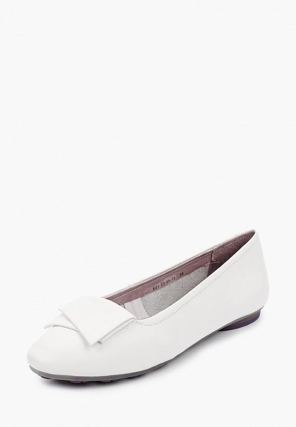 Shoiberg | белый Женские белые туфли Shoiberg искусственный материал | Clouty
