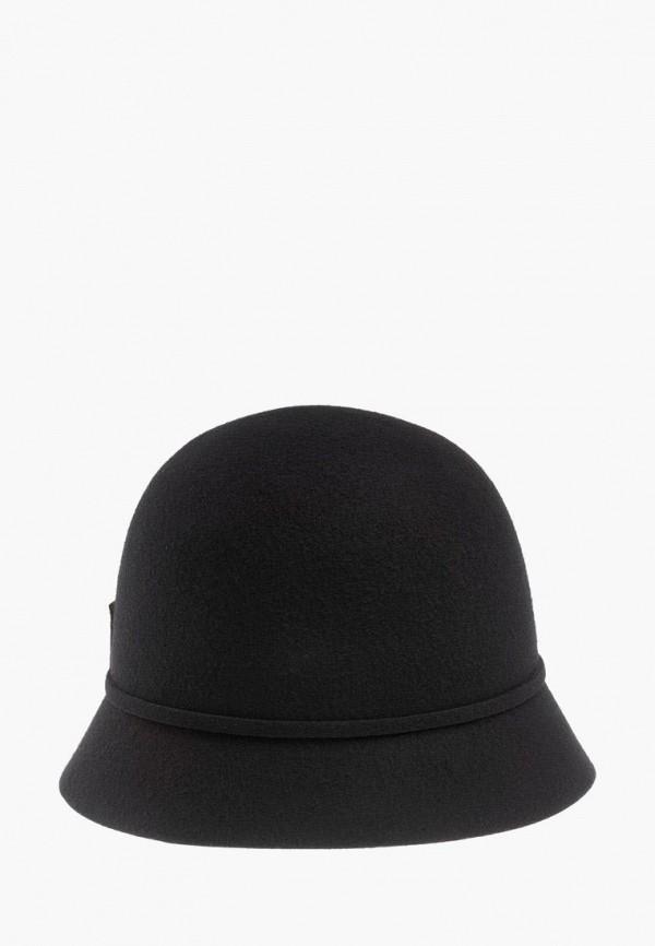 Betmar | черный Женская зимняя черная шляпа Betmar | Clouty