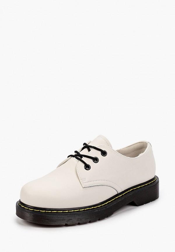 Sprincway   бежевый Женские бежевые ботинки Sprincway полиуретан   Clouty