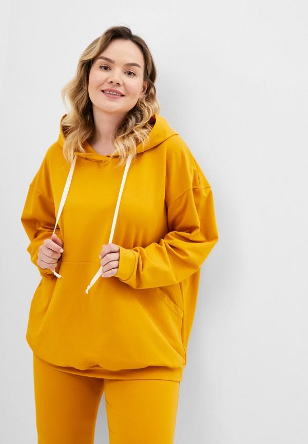Irma Dressy | Женский желтый костюм спортивный Irma Dressy | Clouty