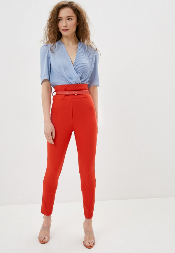 Mondigo | красный Женские красные брюки Mondigo | Clouty