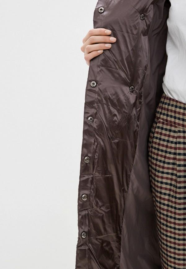 Conso Wear | коричневый Куртка утепленная Conso Wear | Clouty