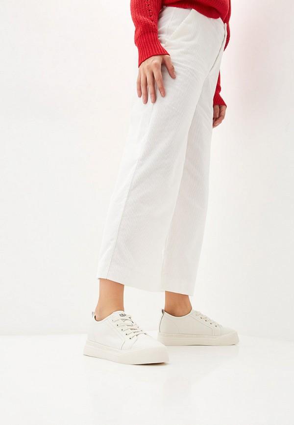 Sprincway | белый Женские белые кеды Sprincway полиуретан | Clouty