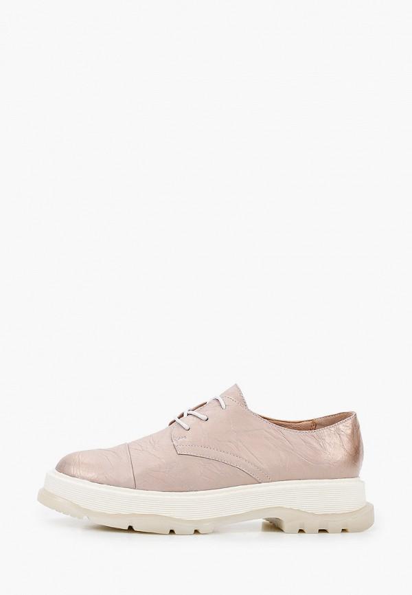 El Tempo | розовый Женские розовые ботинки El Tempo резина | Clouty