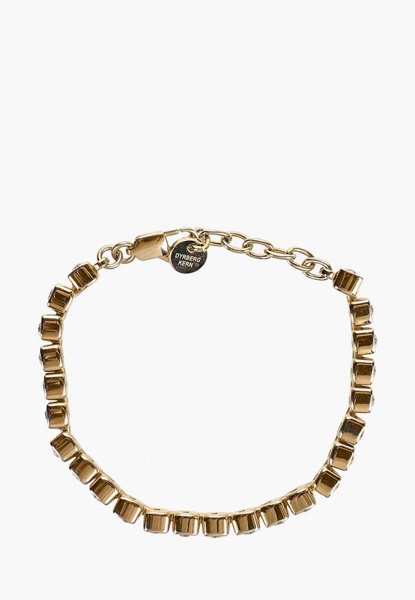 Dyrberg/Kern | розовый, золотой Женский браслет Dyrberg/Kern | Clouty