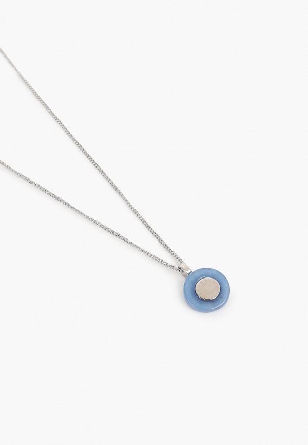 Dyrberg/Kern | синий Женское синее колье Dyrberg/Kern | Clouty