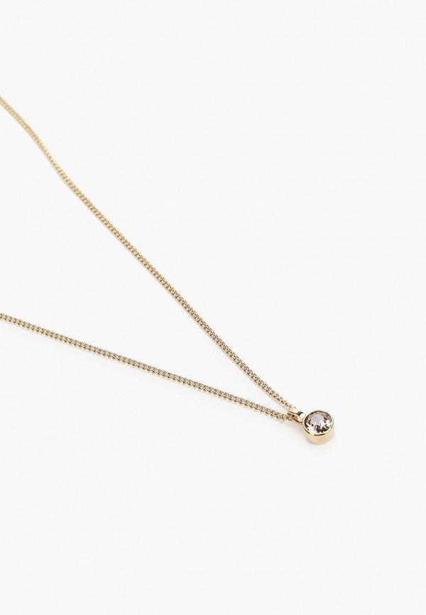 Dyrberg/Kern | коричневый, золотой Женское колье Dyrberg/Kern | Clouty