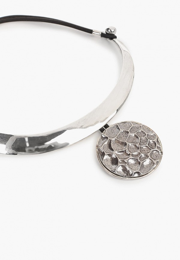 Ori-Tao   серебряный Женское серебряное колье Ori-Tao   Clouty