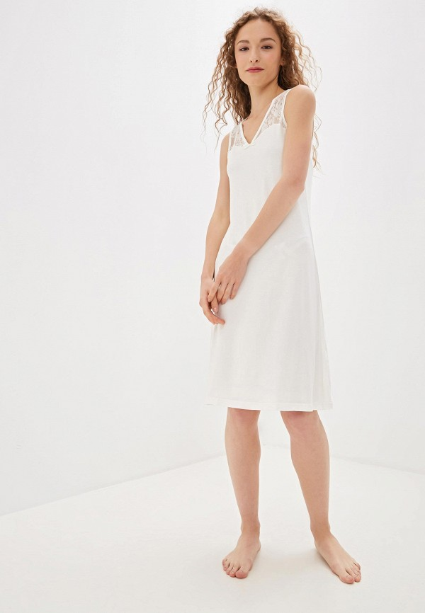Luisa Moretti | белый Сорочка ночная Luisa Moretti | Clouty
