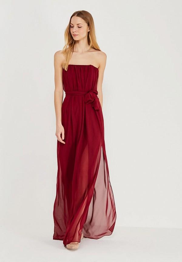 Maria Golubeva | бордовый Платье | Clouty