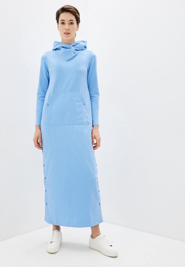 Ducky Style   голубой Платье DuckyStyle   Clouty
