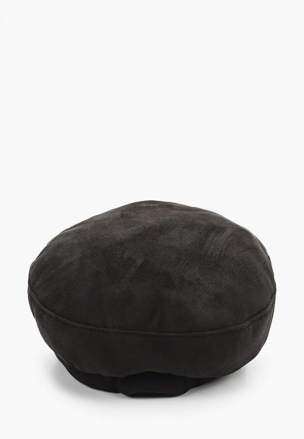 Miss Sherona | черный Женская зимняя черная кепка Miss Sherona | Clouty
