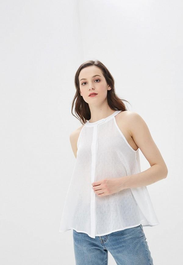 Ruxara | белый Женская белая блуза Ruxara | Clouty