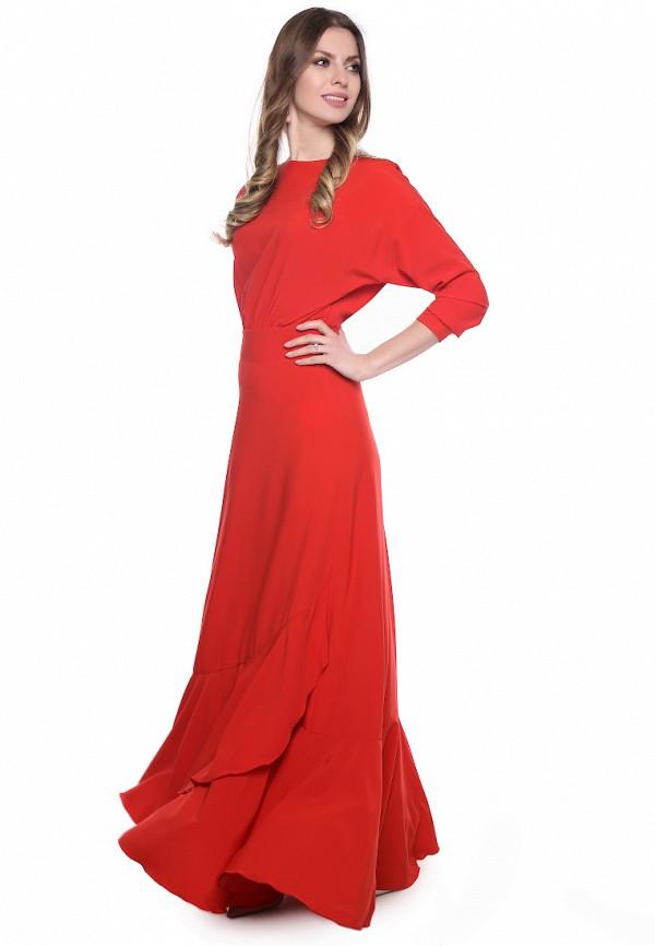 Olivegrey | красный Платье Olivegrey | Clouty